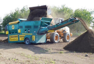 Topsoil Screener | Buy or Sell Heavy Equipment in Canada
