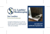 S. Lanthier Bookkeeping Service