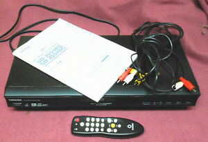 DVD PLAYER  TOSHIBA MODEL SD-3950KC  AS NEW