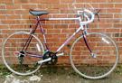 Mans Raleigh Scorpio racing bike