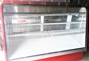 5' Refrigerated Display Case
