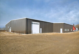 GET YOUR STEEL BUILDING ORDERED NOW FOR SPRING!!