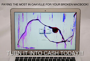 Got a Broken MacBook? Ill buy it TODAY with CASH!