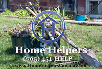 Spring Cleaning - Call Home Helpers