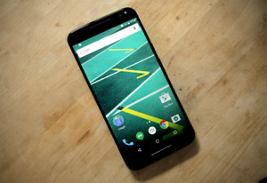 In the Motorola Moto X Play with accessories