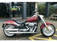 2020 Harley-Davidson SOFTAIL FLFBS FAT BOY 114 FLFBS Custom Colour Option (20MY)