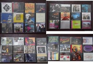 misc Jazz cds: Some rare, some old favs.