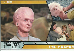 2014 Star Trek Aliens Card Set (100 cards)