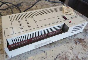 Vintage Bogen 3-Channel Public Address Amplifier – 35 Watts RMS