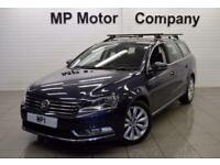 2013 63 VOLKSWAGEN PASSAT 1.6 HIGHLINE TDI BLUEMOTION TECHNOLOGY 5D 104 BHP DIES