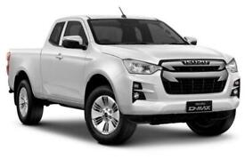 BRAND NEW 2021 ISUZU D-MAX DL20 EXTENDED KING CAB 4X4 1.9LTR IN STOCK ORDER NOW