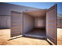 Wanted - Steel Container or Large Shed for Rent