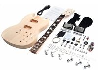 ROCKTILE - BUILD YOUR OWN GUITAR KIT - GIBSON SG STYLE
