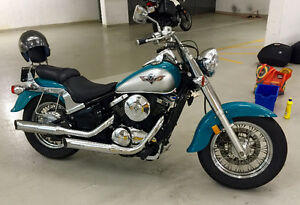 For Sale **Mint** 1996 Kawasaki Vulcan 800