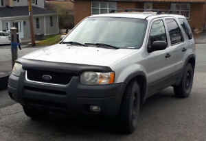 FORD ESCAPE LTX SPORT 2003