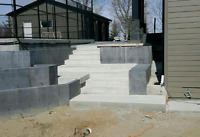 Concrete experts for hire