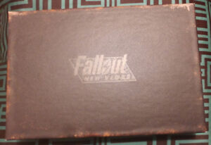 Fallout New Vegas Collectors Edition Box Only
