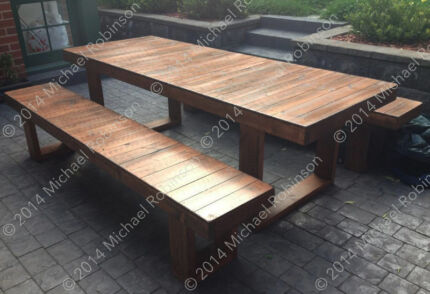Rustic Industrial Dining Table Rustic Dining Table