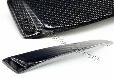 For BMW E90 3-Series 335i 328i 330i M3 Sedan Carbon Fiber Rear Roof Spoiler Wing
