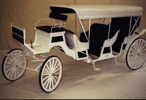 Carriages , wagon, sleighs , carts all new made to order! Windsor Region Ontario image 5