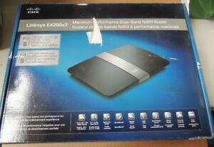 Linksys E4200v2 Dual-Band Router