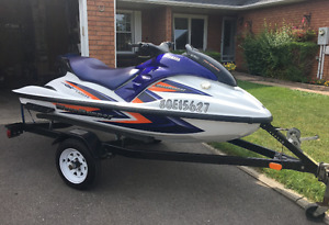 Absolutely mint condition watercraft