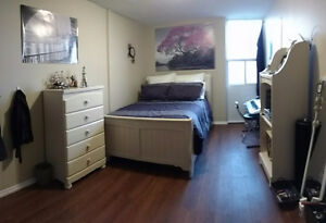 Summer sublet, downtown Halifax (females only)