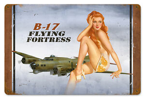 Vintage Aircraft signs