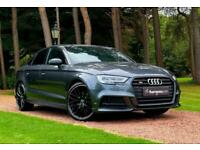 2020 Audi A3 S3 2.0 TFSI Black Edition S Tronic quattro (s/s) 4dr - Stunning Exa