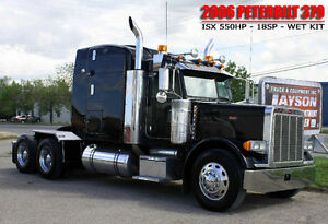 2006 PETERBILT 379 ***HEAVY SPEC - WET KIT***