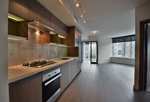 Amazing brand new condo in Yaletown available for rent