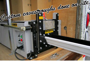 Eavestrough! Do it Yourself. Best price