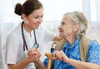 NOW HIRING -- Support Care Worker for Retirement Home
