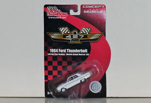 Racing Champions Concept & Muscle 1964 Ford Thunderbolt 1:64