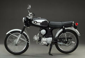 Project small engine motorcycle - Honda, Kawasaki