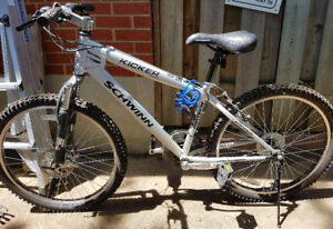 TWO IMMACULATE   21 Speed SCHWINN MOUNTAIN BIKES FOR SALE!!!!