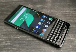 Blackberry Keyone Unlocked in Mint Condition with case.