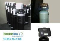 Super Aubaine: Adoucisseurs d'eau Neufs 45000 grains