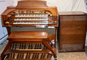 Orgue Thomas Palace