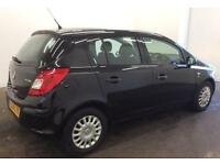 Vauxhall/Opel Corsa 1.0i 12v ( 65ps ) ecoFLEX 2012MY S FROM £15 PER WEEK