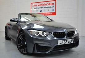 BMW M4 3.0 431bhp M DCT Convertible - LOW RATE PCP £469 PER MONTH