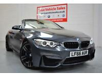 BMW M4 3.0 431bhp M DCT Convertible - LOW RATE PCP £499 PER MONTH
