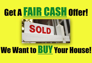 Get That House Off Your Back! We Will Buy It From You For Cash!