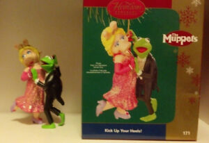 THE MUPPETS Collectable Christmas Tree Ornament by Carlton