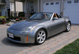 2004 Nissan 350Z Grand Touring Coupe (2 door)