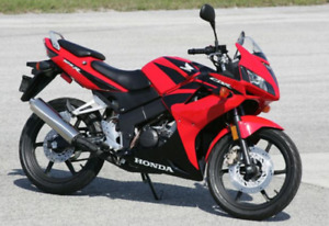 Wanted: looking to Rent motorcycle for M test