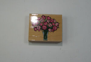 Various Wood Block Rubber Stamps for stamping cards/scrapbooking Kingston Kingston Area image 7