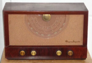 Rogers Majestic Radio Model R190