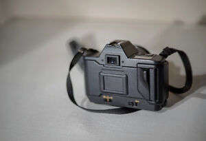 Canon T80 AF/MF Film Camera w/2 lenses Regina Regina Area image 4