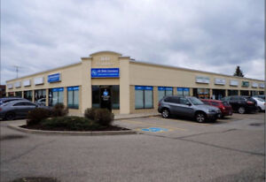 Last Unit in multi use commercial/retail/industrial building